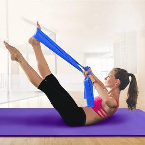 bande elastique muculation