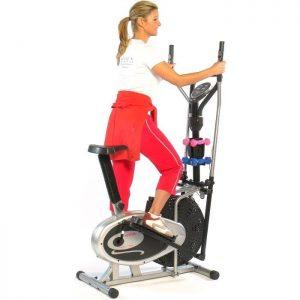 velo elliptique pliable - exercices
