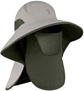 casquettes de randonnée