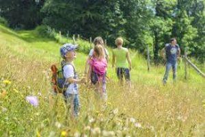 enfants randonnée