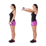 Musculation des épaules à la maison