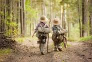 Comment bien habiller ses enfants pour une randonnée ?