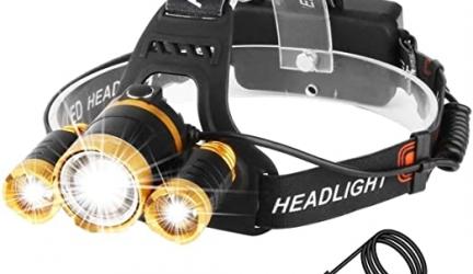 Choisir sa lampe frontale pour la course à pied / randonnée / cyclisme