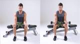 Musculation des avant bras à la maison